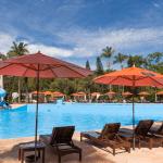 Foto da piscina, hotel internacional gravatal